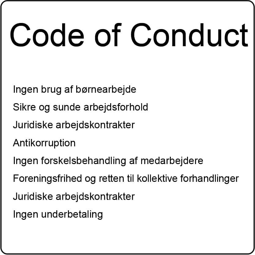 Code of Conduct BetterGoGreen.dk