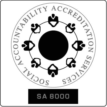 SA 8000 BetterGoGreen.dk